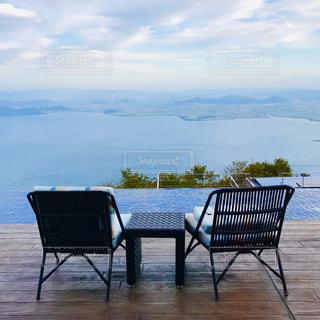 琵琶湖テラスの写真・画像素材[2984614]