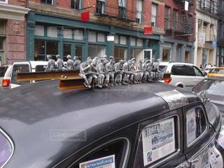 ニューヨークの写真・画像素材[537381]