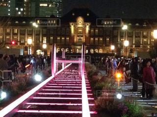 東京駅の写真・画像素材[574750]