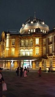 東京駅の写真・画像素材[2626644]