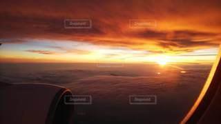 日の出の写真・画像素材[2859159]