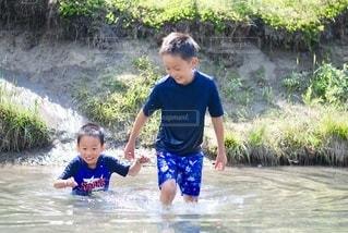 夏の思い出の写真・画像素材[3639572]