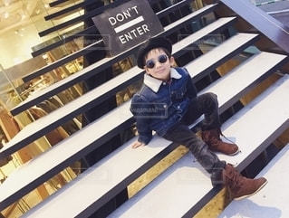 階段の写真・画像素材[2739458]