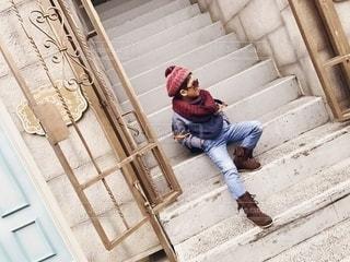 階段の写真・画像素材[2739459]