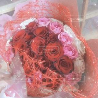 薔薇の花束の写真・画像素材[3275333]