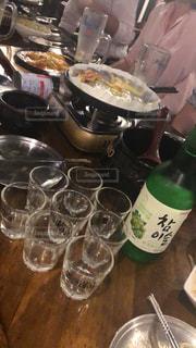 お酒,グラス,韓国,乾杯,ドリンク,チャミスル