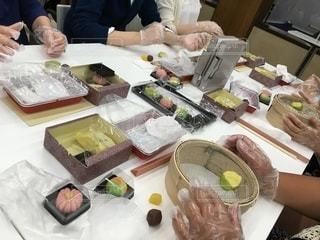 和菓子の写真・画像素材[2673815]