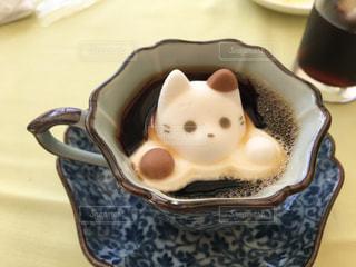 ネコのマシュマロの写真・画像素材[2890259]