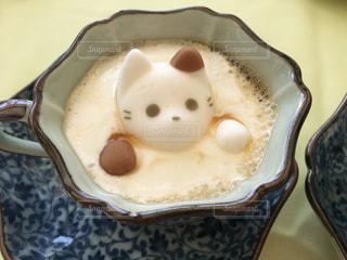 ネコのマシュマロの写真・画像素材[2890678]