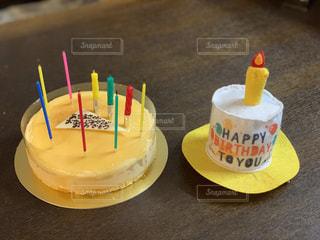 バースデーケーキの写真・画像素材[2734057]