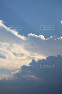空の雲の写真・画像素材[2988206]