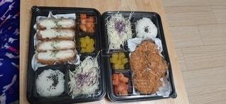 食べ物,飲み物,弁当,料理,出前,宅配,テイクアウト,とんかつ,デリバリー,お持ち帰り,とんかつ弁当,チーズとんかつ