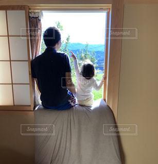 日曜日の風景の写真・画像素材[2614782]