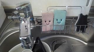 さぁ洗いますか。の写真・画像素材[3224187]