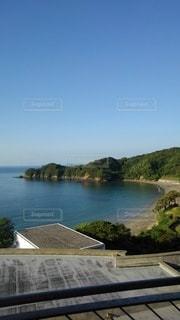 海の見える風景の写真・画像素材[3240885]