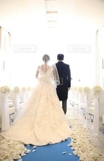 結婚式💍の写真・画像素材[2620396]