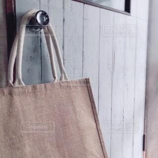 買い物バッグの写真・画像素材[3712265]