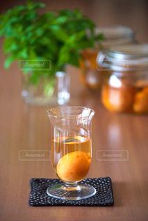 手作り梅酒の写真・画像素材[505520]