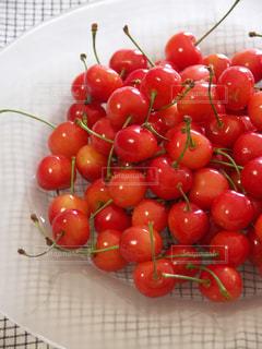 赤,季節,フルーツ,果物,さくらんぼ,甘い,山形,フレッシュ