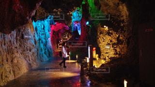 龍泉洞へ旅行の写真・画像素材[2630322]