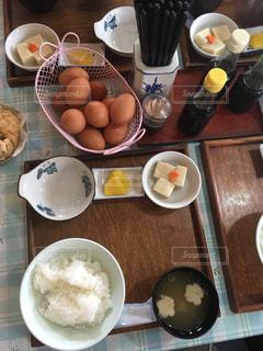 最高の卵かけ御飯の写真・画像素材[2876781]