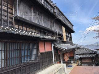 江戸時代からの建物の写真・画像素材[2837748]