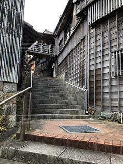 木造旅館の写真・画像素材[2837749]