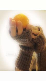 あったか指無し手袋の写真・画像素材[2693353]