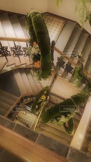 素敵な螺旋階段の写真・画像素材[2739940]