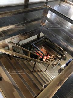 お城の階段の写真・画像素材[2761836]