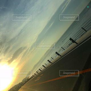 空,屋外,太陽,光,日の出