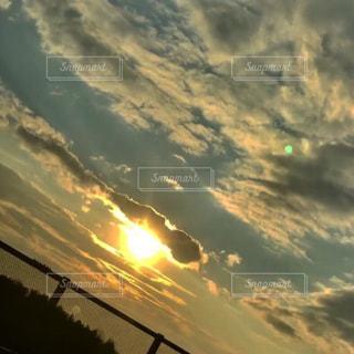 自然,空,屋外,太陽,雲,光