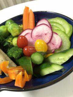 野菜そのままの写真・画像素材[3692467]