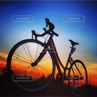 自転車 - No.205258