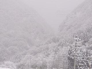 雪景色の写真・画像素材[4169740]