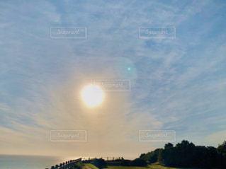 自然,風景,海,空,屋外,太陽,光,岬,愛媛県,日中,愛南町,高茂岬