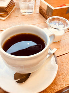 コーヒーを一杯の写真・画像素材[2891012]