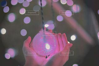 小さな光の写真・画像素材[2680165]