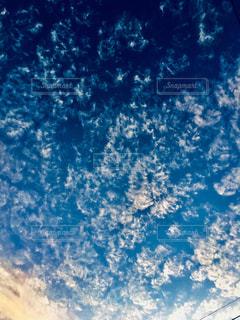 空と雲の写真・画像素材[2817082]