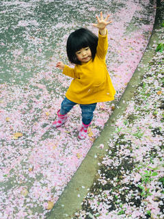 春色ファッションの写真・画像素材[3118158]