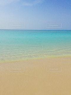 海と砂浜の写真・画像素材[3337171]