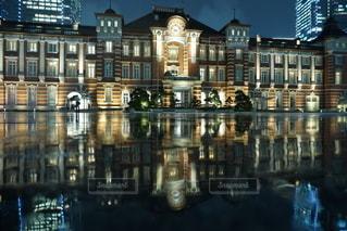 東京駅の写真・画像素材[2681548]