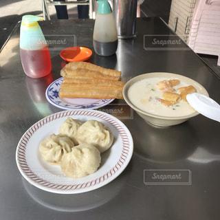 台湾の朝ご飯の写真・画像素材[2741179]