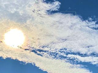 自然,風景,空,太陽,雲,青い空,光,日中