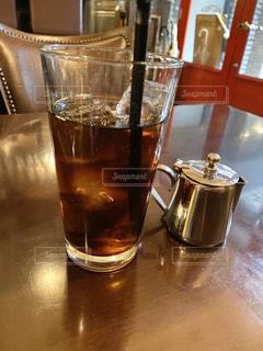 アイスコーヒーの写真・画像素材[2894527]