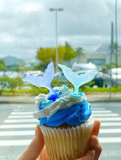 カップケーキの写真・画像素材[2895337]