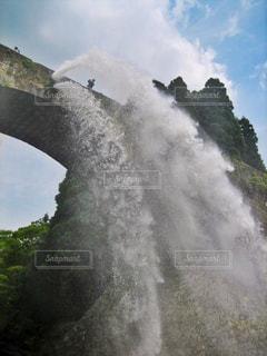 水,熊本,アーチ,放水,通潤橋,頑張れ!熊本,益城
