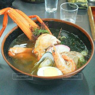 カニ拉麺!(((((゜゜;)の写真・画像素材[2775369]