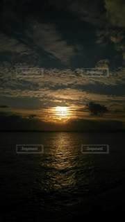 風景,海,空,太陽,夕暮れ,水面,海岸,光,富津岬