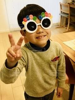 ファッション,アクセサリー,リビング,子供,眼鏡,誕生日,男の子,ハッピーバースデー,メガネ